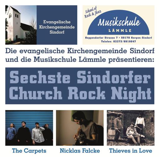 7. Church Rock Night