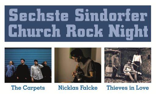 Sechste Sindorfer Church Rock Night