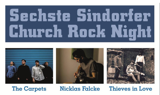 Sechste Sindorfer Church Rock Night