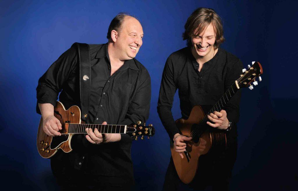 Frank Haunschild & Vitaliy Zolotov